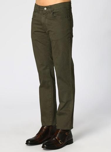 Beymen Business Regular Fit Pantolon 4B0119100042 Yeşil